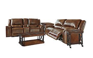 Jayron 5 Piece Living Room Set, ...