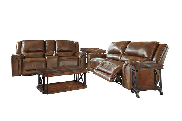 Jayron 5 piece living room set ashley furniture homestore for Living room 5 piece sets