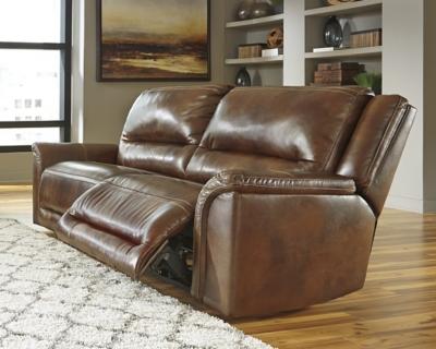 Jayron Power Reclining Sofa by Ashley HomeStore, Harness ...