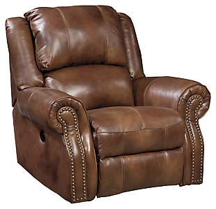 Walworth Power Recliner, Auburn, large