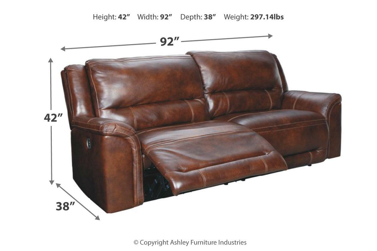 Miraculous Catanzaro Power Reclining Sofa Ashley Furniture Homestore Pdpeps Interior Chair Design Pdpepsorg