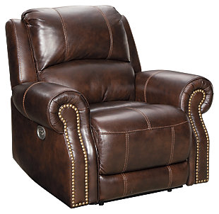 Buncrana Power Recliner, , large