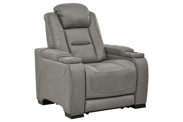 The Man-Den Power Recliner, , large