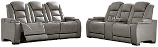The Man-Den Sofa and Loveseat, , large
