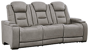 The Man-Den Power Reclining Sofa, , large