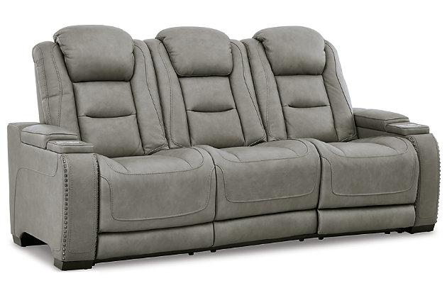 The Man-Den Power Reclining Sofa, , large