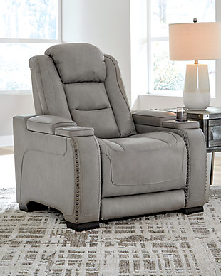 The Man-Den Power Recliner, , rollover