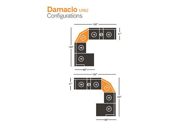Damacio Wedge, , large