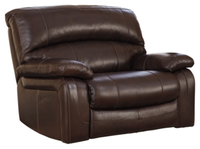 Damacio Oversized Recliner Ashley Furniture HomeStore