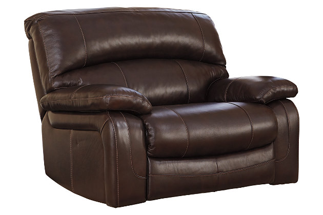 Damacio Oversized Recliner Ashley Furniture Homestore