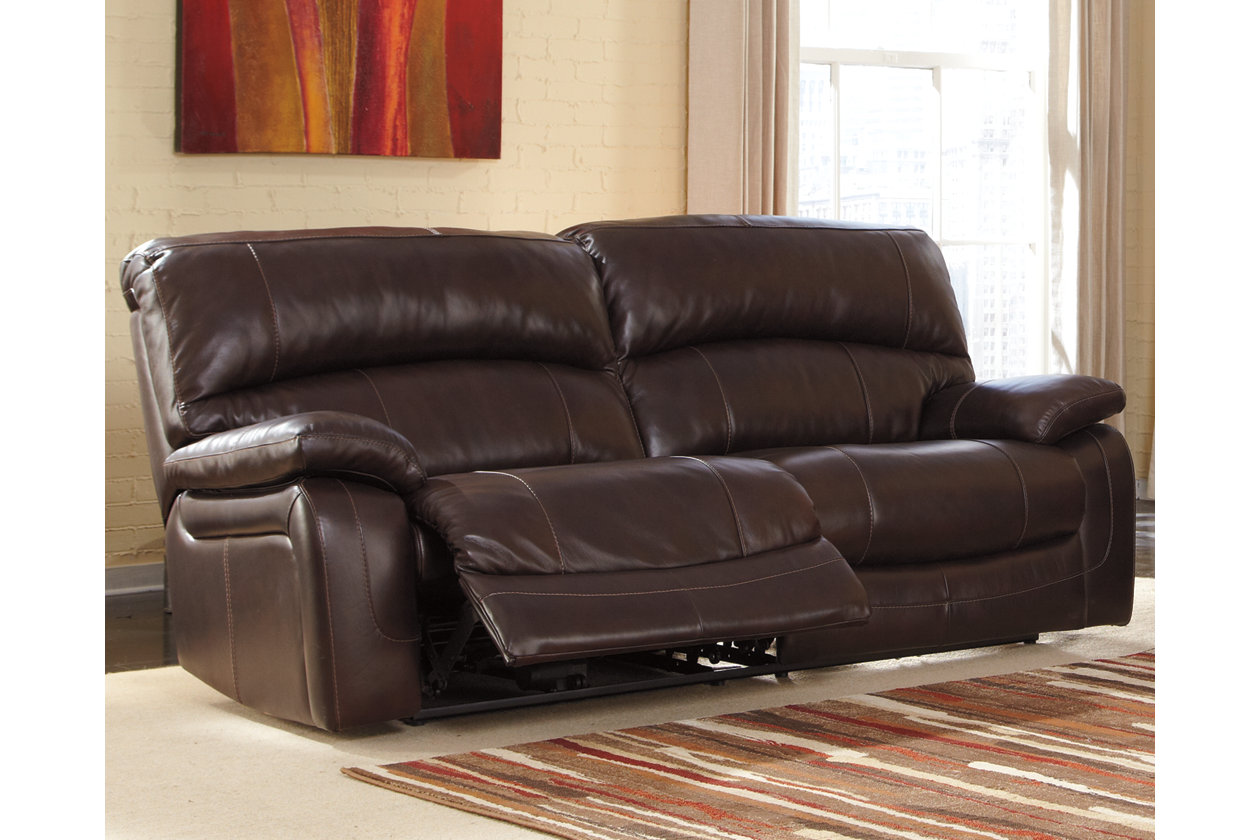 Astounding Damacio Reclining Sofa Ashley Furniture Homestore Pabps2019 Chair Design Images Pabps2019Com