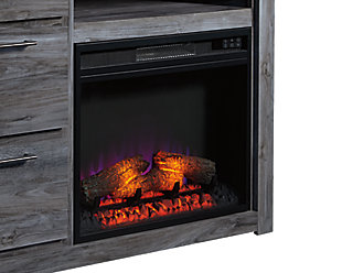 Entertainment Accessories Electric Fireplace Insert, , rollover