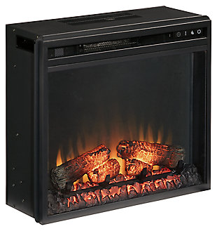 Entertainment Accessories Electric Fireplace Insert, , large