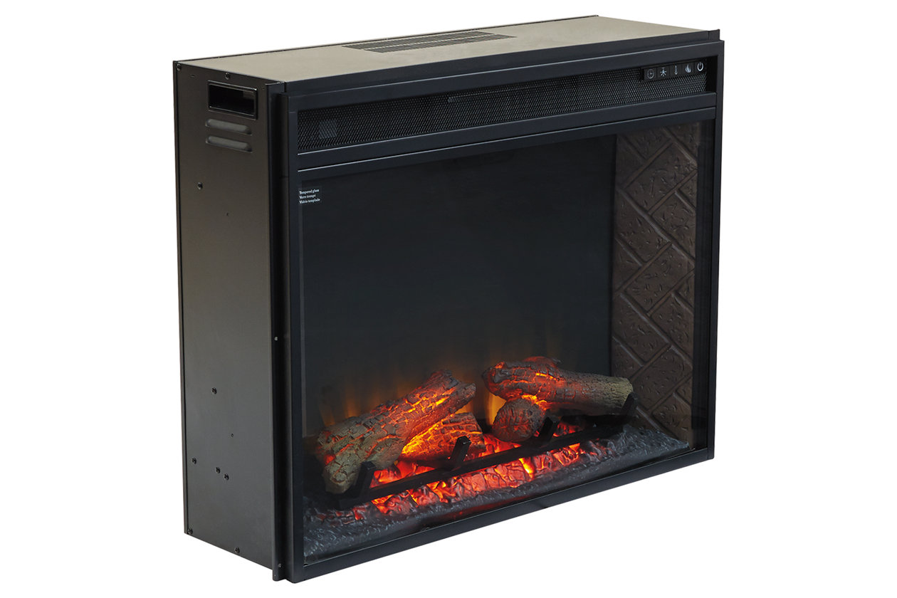 Electric Infrared Fireplace Insert