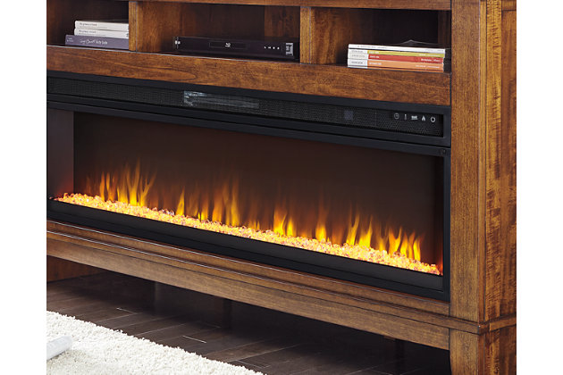 Entertainment Accessories Fireplace Insert by Ashley Home...