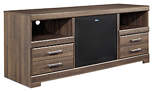 """Frantin 64"""" TV Stand with Wireless Pairing Speaker, , large"""