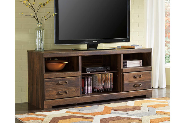 Quinden 64 Quot Tv Stand Ashley Furniture Homestore