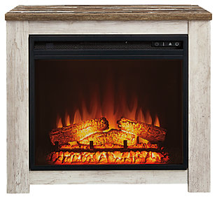 Willowton Fireplace Mantel, , large