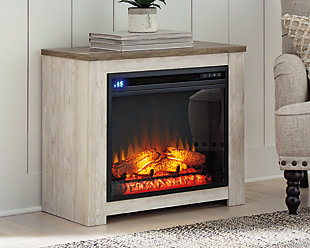 Willowton Fireplace Mantel, , rollover