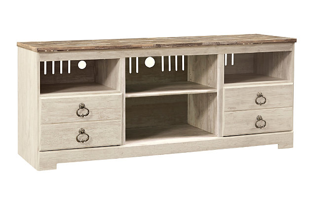 "Willowton 64"" TV Stand, , large"