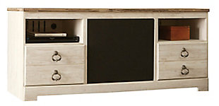 "Willowton 64"" TV Stand with Wirelss Pairing Speaker, , large"