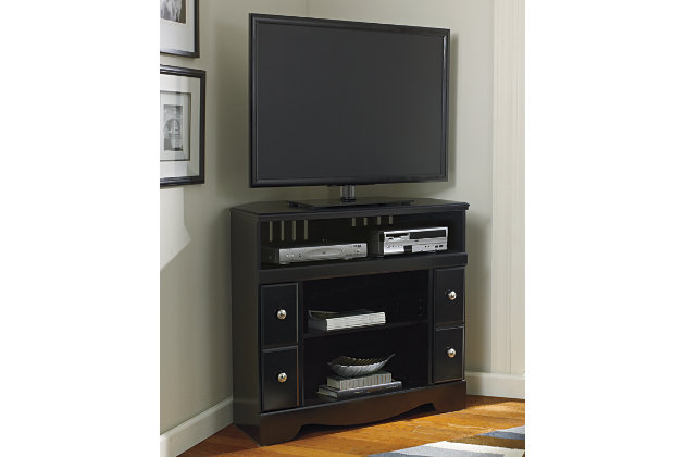 Shay 38 Quot Corner Tv Stand Ashley Furniture Homestore
