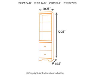 Shay Pier Cabinet, , large