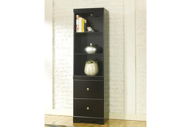 Black Shay Pier Cabinet by Ashley HomeStore