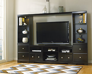 Shay 4-Piece Entertainment Center, , rollover