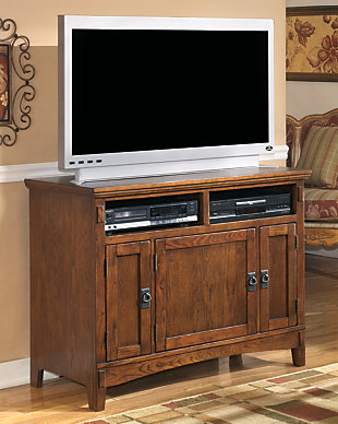 "Cross Island 42"" TV Stand, , rollover"