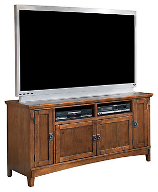Cross Island 60 Tv Stand Ashley Furniture Homestore