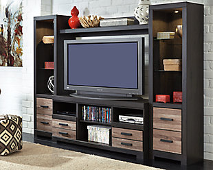 Harlinton 4-Piece Entertainment Center, , rollover