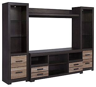 Harlinton 4 Piece Entertainment Center Large