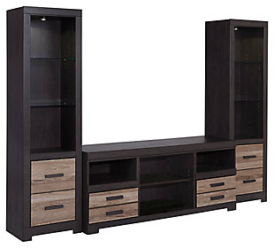 Harlinton 3-Piece Entertainment Center, , large