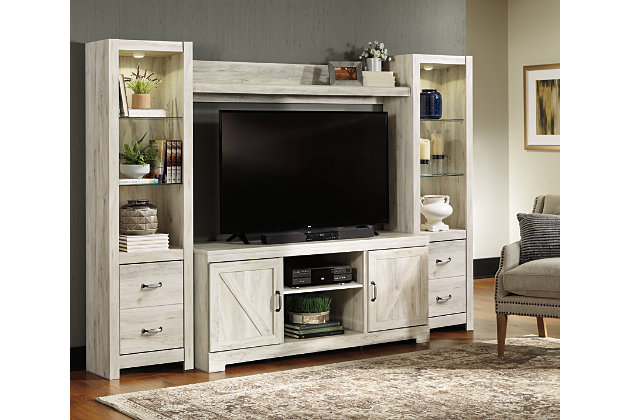Bellaby 4-Piece Entertainment Center, , large