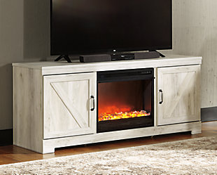 "Bellaby 63"" TV Stand with Fireplace, , rollover"