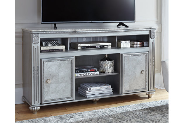 Zolena 59 Quot Tv Stand Ashley Furniture Homestore