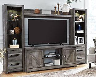 Wynnlow 4-Piece Entertainment Center, , rollover