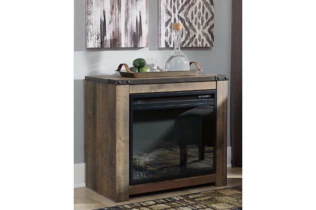 Trinell Fireplace Mantel, , large