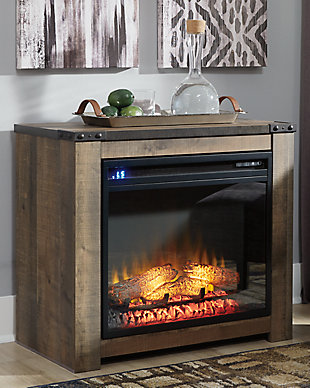 Trinell Fireplace Mantel, , rollover