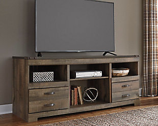 Connect your world to a Wireless Pairing TV Stands & Media Center from Ashley Furniture HomeStore. Enjoy free standard shipping on our entire collection of home entertainment!Display your TV in style with a Media Center from Ashley Furniture HomeStore. Find affordable prices and Free Shipping on select TV Stands!