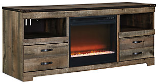 Electric Fireplace Option Tv Stands And Media Centers Ashley Furniture Homestore