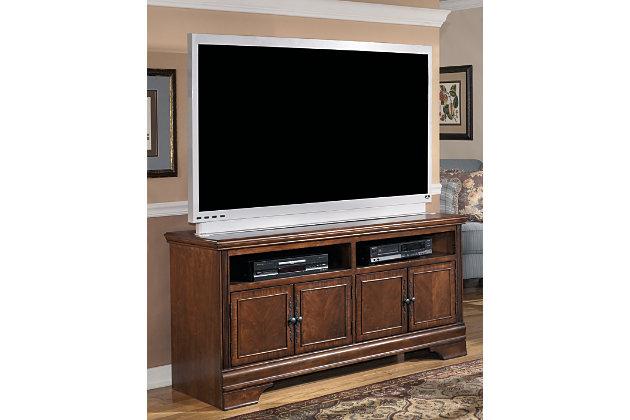 "Hamlyn 60"" TV Stand by Ashley HomeStore, Brown"