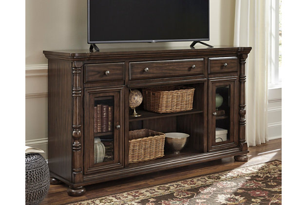 Example of using this wall unit in room decor - Brosana 72