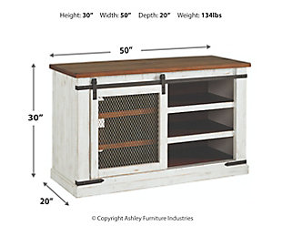 "Wystfield 50"" TV Stand, , large"