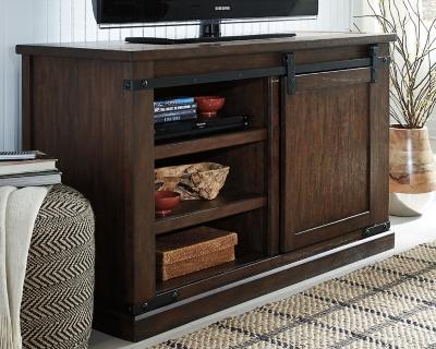 Budmore 50 Tv Stand Ashley Furniture Homestore