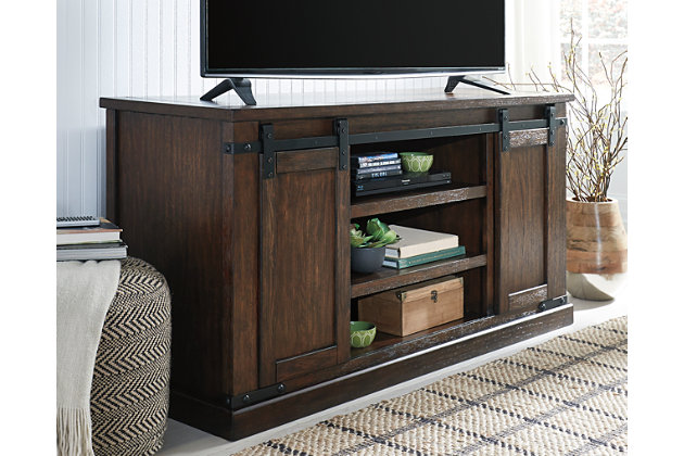 Budmore 60 Tv Stand Ashley Furniture Homestore