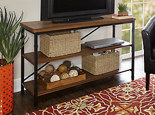 Austin TV Stand, , rollover