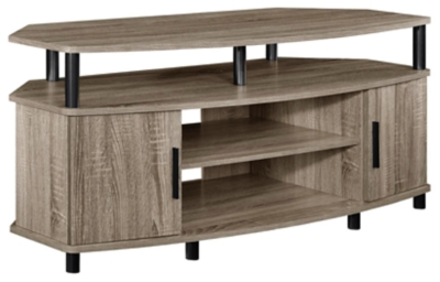 Delmar Corner Tv Stand Ashley Furniture Homestore