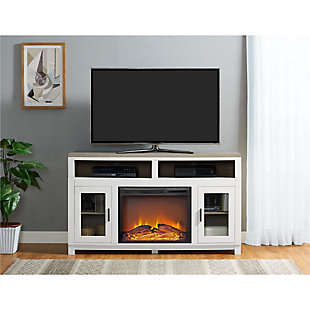 "Fireplace Kadin Electric TV Stand for TVs up to 60"" Wide, , rollover"